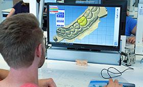 Dental Digital³ – Einsatz digitaler Methoden in der Zahntechnik