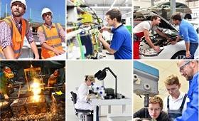 Neues Ausbildungsjahr startet mit zwölf modernisierten Berufen