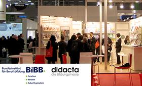 """Das BIBB auf der Bildungsmesse """"didacta 2017"""" in Stuttgart"""
