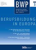 BWP 3/2020: Berufsbildung in Europa