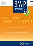 BWP 2/2021: Auswirkungen der Corona-Pandemie