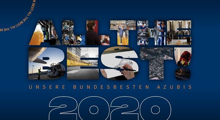 Promis gratulieren den besten Azubis aus ganz Deutschland