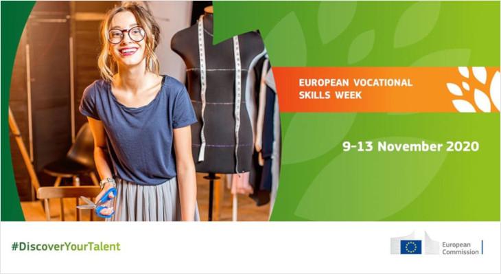 Europäische Woche der Berufsbildung 2020: Werden Sie jetzt Partner!