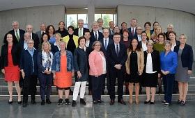 Enquete Kommission Berufliche Bildung Gruppenfoto