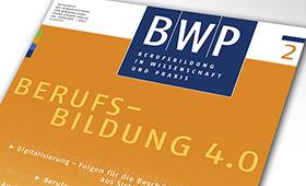 BWP 2/2017 zum Thema Berufsbildung 4.0 erschienen