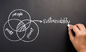 Grafik Sustainability