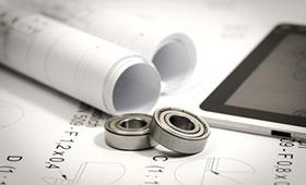 Konstruktionszeichnung - Tablet-pc