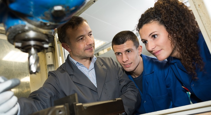Bundesregierung beschließt Prämien für Erhalt und Ausbau von Ausbildungsplätzen in KMU