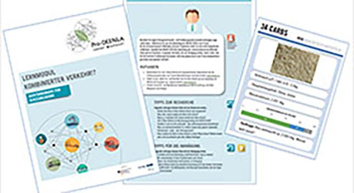 """Kostenloser Download: Nachhaltig(-keit) ausbilden mit """"Pro-DEENLA""""-Lernmodulen"""