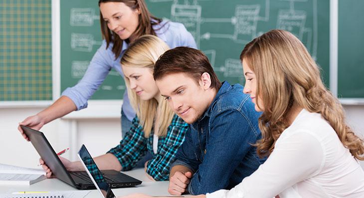 Lernsituation in der Berufsschule