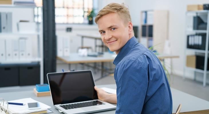 Digitale Ausbildung für die Arbeitswelt 4.0