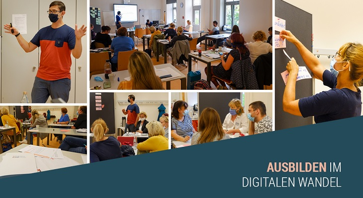 Netzwerk Q 4.0: Ausbilden im digitalen Wandel