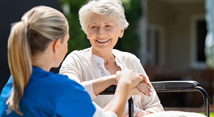 Ausbildungsnachweis für berufliche Pflegeausbildung