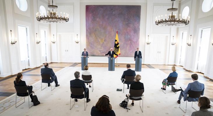 Appell des Bundespräsidenten und der Sozialpartner zur beruflichen Ausbildung in Corona-Zeiten