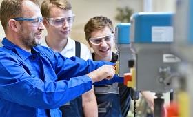 Wettbewerb InnoVET: Zukunft gestalten – Innovationen für eine exzellente berufliche Bildung