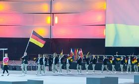 Deutsches Nationalteam erfolgreich in die WorldSkills gestartet