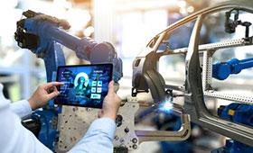 Transformation von Industrie 4.0 in berufliche Bildung 4.0