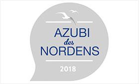 """Logo """"Azubi des Nordens"""""""