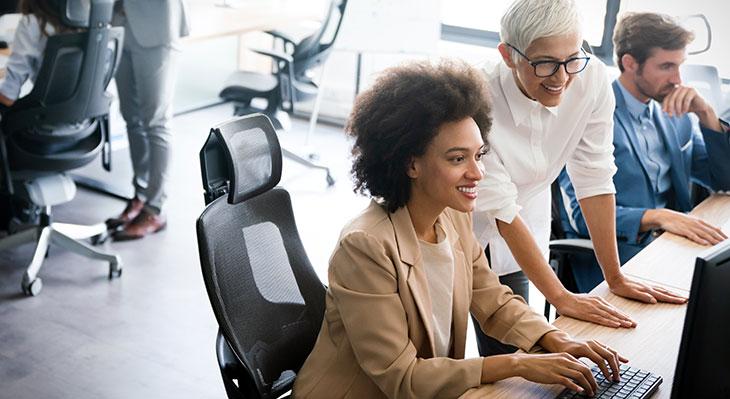 Ausbildung und Beschäftigung in Büroberufen: Souverän im technischen Wandel