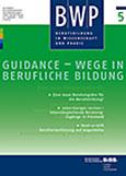 BWP 5/2016: Guidance - Wege in berufliche Bildung