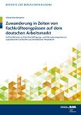 Zuwanderung in Zeiten von Fachkräfteengpässen auf dem deutschen Arbeitsmarkt