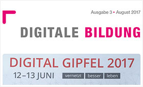 "Cover ""Digitale Bildung"""