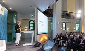 """Dokumentation der Fachtagung """"Lernort gestalten – Zukunft sichern. Digitalisierung in überbetrieblichen Berufsbildungsstätten"""""""