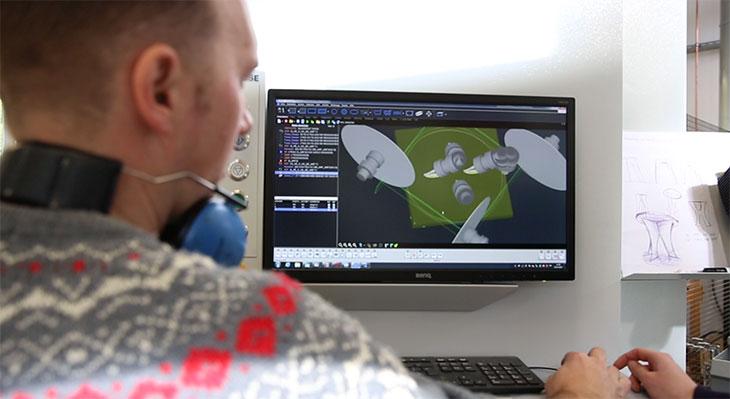 Digitale Prozesskette im Tischlerhandwerk
