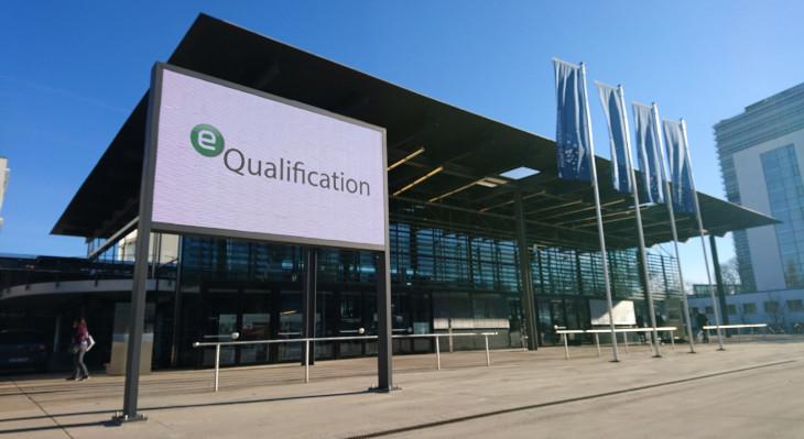 eQualification 2022: Statuskonferenz wieder in Präsenz