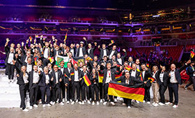 EuroSkills 2018 Team Germany