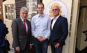 Comenius-Award: Projekt HAND ausgezeichnet