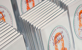 Gewinner des Comenius-Award ausgezeichnet