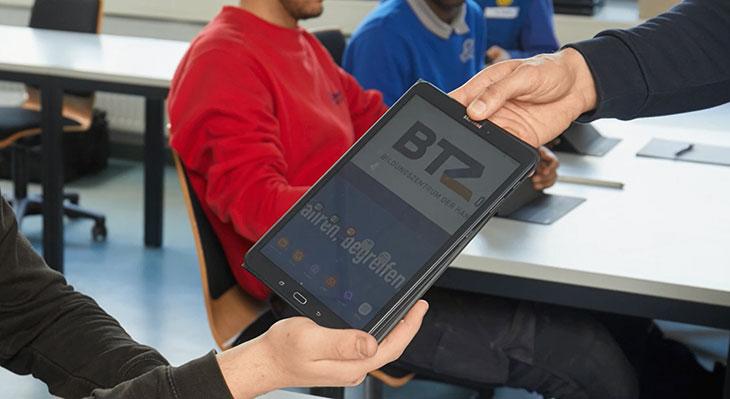 Digitale Hilfsmittel in der SHK-Ausbildung