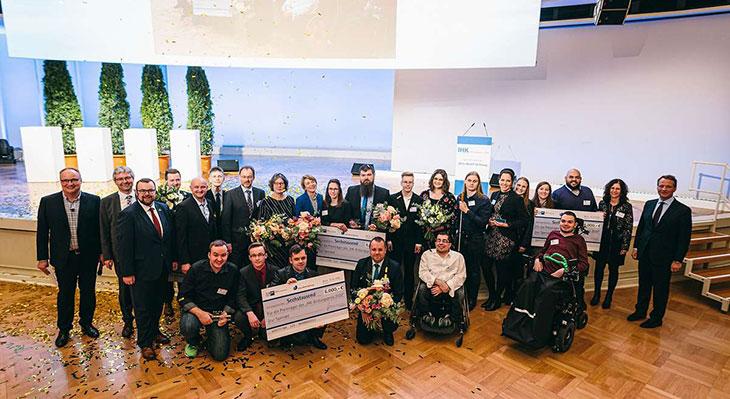 IHK-Bildungspreis honoriert Inklusion, Feedbackkultur und Digitalisierung