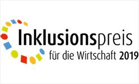 Inklusionspreis 2019 Logo