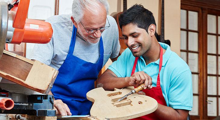 OECD-Studie zeigt großes Potential der beruflichen Bildung für die Arbeitsmarktintegration von Migrantinnen und Migranten