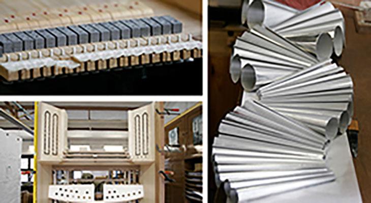 Orgelbauer/-innen bekommen neue Ausbildungsordnung