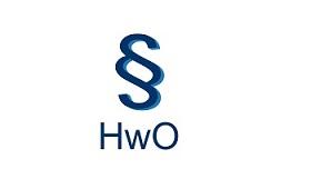 Paragraphenzeichen und Handwerksordnung (HwO)