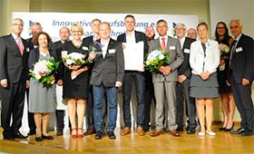Gruppenfoto Hermann-Schmidt-Preis 2018