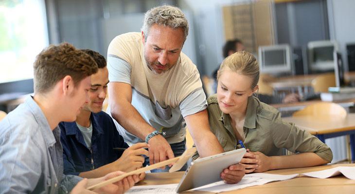 Digitale Prozesse in Ausbildungsberufe integrieren