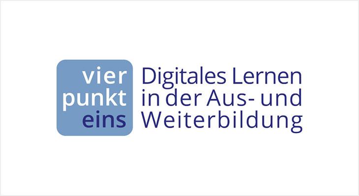vierpunkteins: Experten-Interviews zum Thema Digitalisierung in der beruflichen Bildung