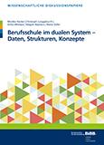 Berufsschule im dualen System – Daten, Strukturen, Konzepte