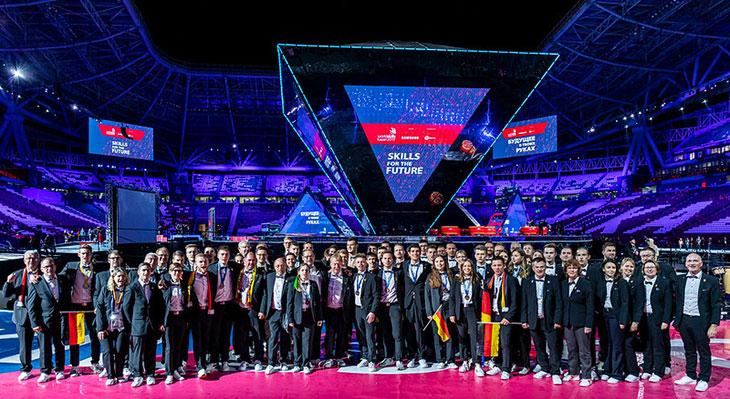 WorldSkills 2019: Deutschland punktet bei der Berufe-WM in Kazan