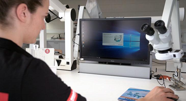 Digitale Krönung des Zahntechniker-Handwerks