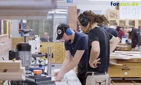 Lernortkooperation und digitaler Wandel im Tischlerhandwerk