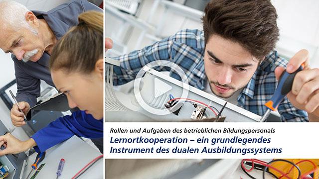 Video: Lernortkooperation - ein grundlegendes Instrument des dualen Ausbildungssystems