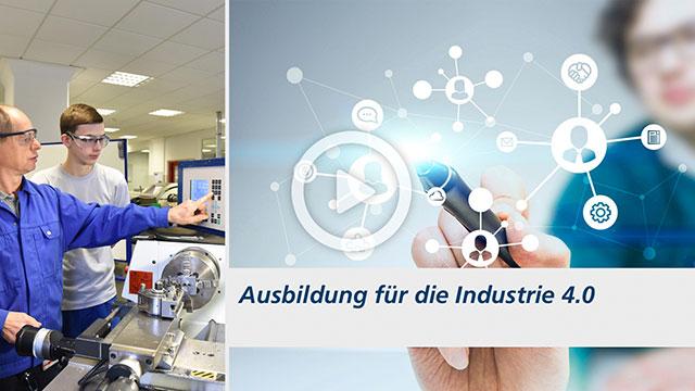 Video: Ausbildung für die Industrie 4.0