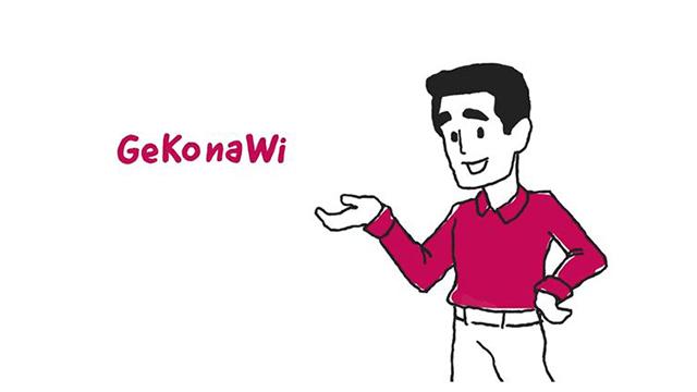Das Konzept von GEKONAWI